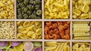 11627796-Pasta-selections-Still-life-with-many-different-types-of-pasta-Stock-Photo